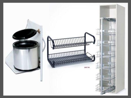 Accesorios para interior de cocina